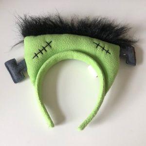 🎃 Vintage Gymboree Frankenstein plush headband